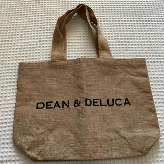 ディーンアンドデルーカ(DEAN & DELUCA)のDEAN&DELUCA ディーン&デルーカ トートバッグ 麻(小物入れ)