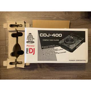 パイオニア(Pioneer)のPioneer CDJ-400 箱のみ パイオニア コンパクトディスクプレイヤー(CDJ)