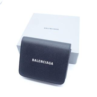 Balenciaga - BALENCIAGA LOGO LEATHER WALLET