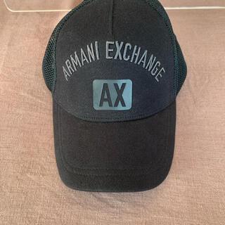 アルマーニエクスチェンジ(ARMANI EXCHANGE)のメンズキャップ(キャップ)