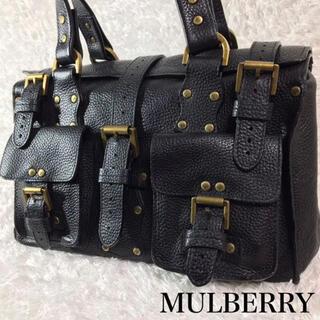 マルベリー(Mulberry)の超人気のMULBERRY マルベリー の ロクサンヌ(ハンドバッグ)