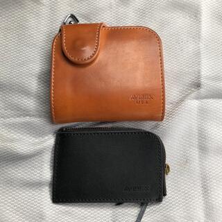 AVIREX - 折り財布と小銭入れ