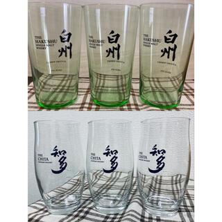 トウヨウササキガラス(東洋佐々木ガラス)の白州 知多 グラス タンブラー 合計6個(グラス/カップ)
