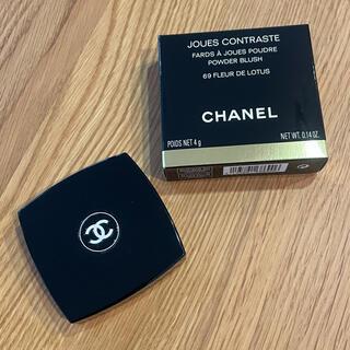 シャネル(CHANEL)のCHANEL チーク コンパクト 空箱 セット(チーク)