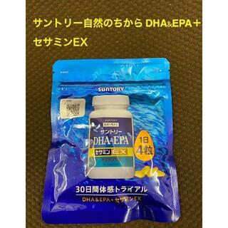 サントリー - サントリー自然のちから DHA&EPA+セサミンEX