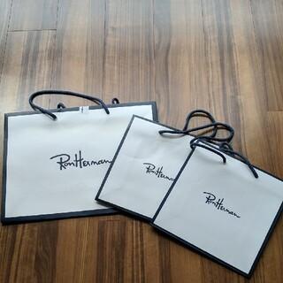 ロンハーマン(Ron Herman)のロンハーマン 紙袋(ショップ袋)