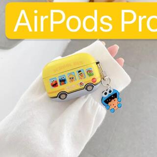 SESAME STREET - 新品 ケース Airpodspro カバー セサミストリート クッキーモンスター