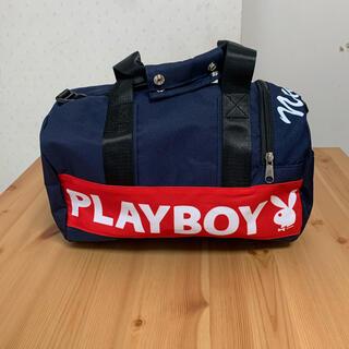 プレイボーイ(PLAYBOY)のプレイボーイ ボストンバック 未使用品(ボストンバッグ)