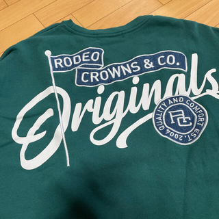 RODEO CROWNS - ロデオクラウン スウェット