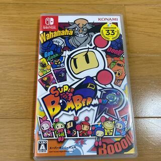 スーパーボンバーマン R Switch(家庭用ゲームソフト)