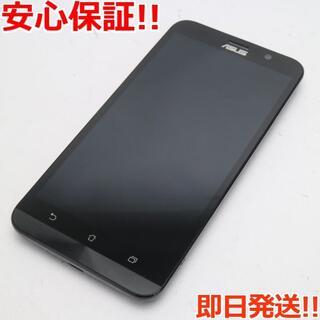 ゼンフォン(ZenFone)の美品 SIMフリー ZenFone2 ZE551ML 32GB 4GB グレー (スマートフォン本体)