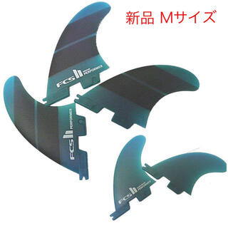 FCS2 Performer Neo Glass トライクワット 5枚セット M