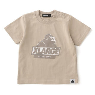 エクストララージ(XLARGE)の XLARGEキッズ 半袖Tシャツ(Tシャツ)