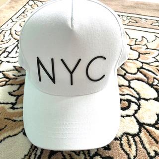 エヌワイシー(NYC)のNYC キャップ(キャップ)