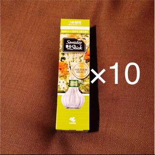 小林製薬 - サワデー 香るStick イングリッシュガーデン 詰替