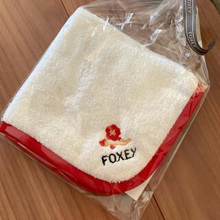 フォクシー(FOXEY)のFOXEY  フォクシー ハンカチ ノベルティ(ハンカチ)