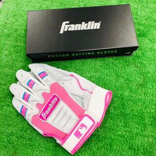 フランクリン(FRANKLYN)の新品未使用 フランクリン CFXPROシリーズ  オリジナルバッティング手袋(防具)
