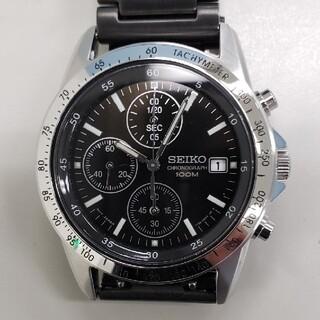 ソニー(SONY)のwena3プラスセイコークロノグラフ(腕時計(デジタル))