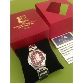 ディズニー(Disney)のレア★TDS 東京ディズニーシー 2周年 2nd★ウォッチ 腕時計★限定500個(腕時計(アナログ))