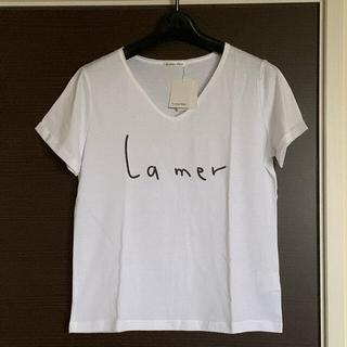 ルクールブラン(le.coeur blanc)の新品タグあり ルクールブランTシャツ(Tシャツ(半袖/袖なし))