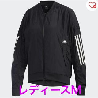 adidas - 匿名配送 adidas ナイロンジャケット 春コーデ ブラック M