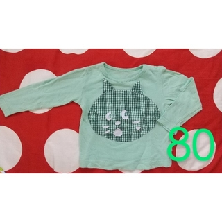 ネネット(Ne-net)の【※専用※】にゃー★ベビー用ティシャツ★80cm(Tシャツ)