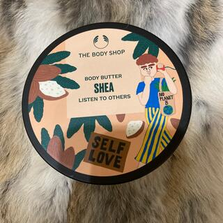 □THE BODY SHOP□ body butter SHEA