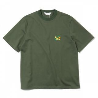 ディガウェル(DIGAWEL)の【新品未使用】21ss DIGAWEL EMBROIDERY T-SHIRT(Tシャツ/カットソー(半袖/袖なし))
