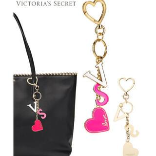 ヴィクトリアズシークレット(Victoria's Secret)の◆新品未使用◆ Victoria's Secret ニューハート キーチャーム(キーホルダー)