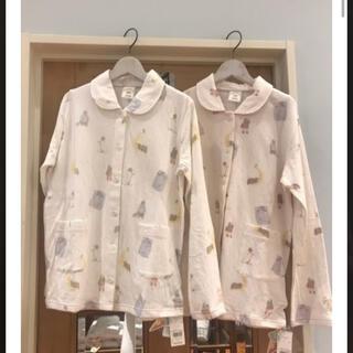 ジェラートピケ(gelato pique)のグッドナイトベア パジャマシャツ(パジャマ)