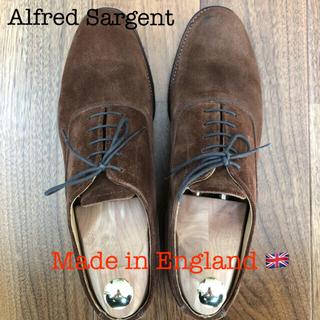アルフレッドサージェント(Alfred Sargent)のAlfred Sargent アルフレッドサージェントUK8 1/2サイズ 茶色(ドレス/ビジネス)