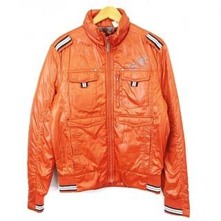 エナジー(ENERGIE)のエナジー ENERGIE ジャケット ブルゾン 中綿 M オレンジ (その他)