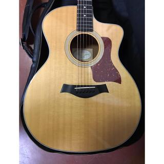 テイラーデザイン(Taylor Design)の売り切れ Taylor 214ce Rosewood ES2搭載 中古美品(アコースティックギター)