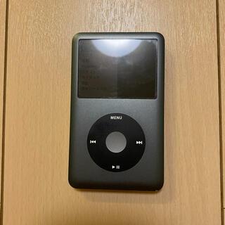 アイポッド(iPod)のiPod classic 160GB(ポータブルプレーヤー)