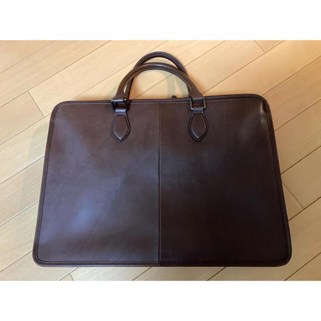 Paul Smith(ポールスミス)のLET DREAM レット ドリーム レザーバック 美品 メンズのバッグ(ビジネスバッグ)の商品写真