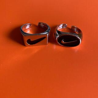 ナイキ(NIKE)の新品!NIKE ナイキ 指輪 リング フリーサイズ(リング(指輪))