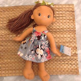 早い者勝ち‼️最終値下げ‼️ハワイ購入 アロハガール 人形 インテリア(人形)