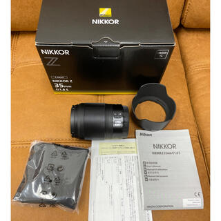 Nikon - NIKON ニコン NIKKOR Z 35mm f/1.8 S