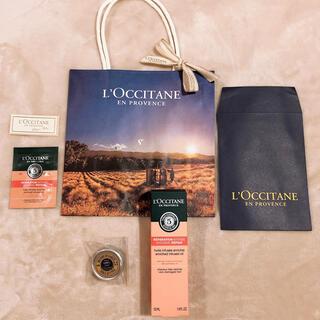 ロクシタン(L'OCCITANE)の【お得】ロクシタン トリートメントオイル 保湿バーム(オイル/美容液)