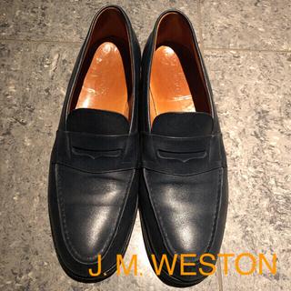 ジェーエムウエストン(J.M. WESTON)のJ.M.WESTON 名品メンズローファー(その他)