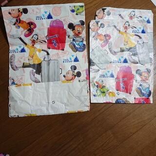 ディズニー(Disney)のディズニーランド 紙袋 特大 大 ショッパー レア(その他)