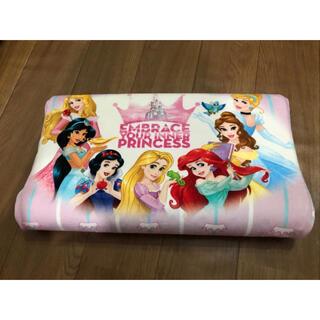 ディズニー(Disney)の【新品/未使用】低反発枕 ディズニー プリンセス(枕)