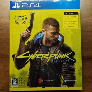 プレイステーション4(PlayStation4)のサイバーパンク2077 PS4《特価》(家庭用ゲームソフト)