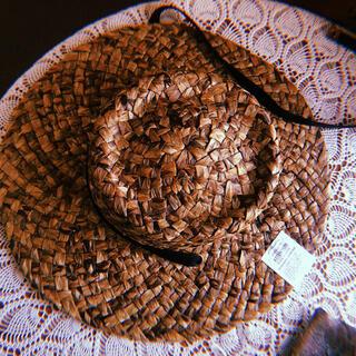 ビューティアンドユースユナイテッドアローズ(BEAUTY&YOUTH UNITED ARROWS)のラ メゾン ド リリス 帽子(麦わら帽子/ストローハット)
