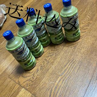 コカコーラ(コカ・コーラ)の抹茶ラテ 綾鷹シリーズ(茶)