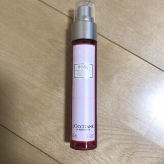 ロクシタン(L'OCCITANE)の未使用 化粧水 ローズ モイスチャーミスト 50mL (化粧水/ローション)
