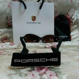 ポルシェ(Porsche)の新品未使用 PORSCHE ポルシェメガネキーパー(サングラス/メガネ)