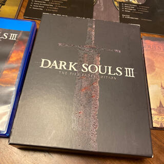 プレイステーション4(PlayStation4)のDARK SOULS III THE FIRE FADES EDITION(ダー(家庭用ゲームソフト)