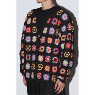 JOURNAL STANDARD - Niche. / Crochet Cardigan-Colorful-black