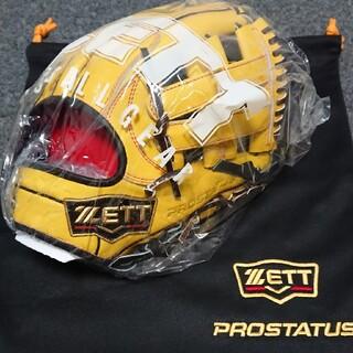ZETT - ZETT軟式オーダー内野グラブ